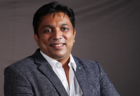 Sangeet Kumar, Founder and CEO, Addverb