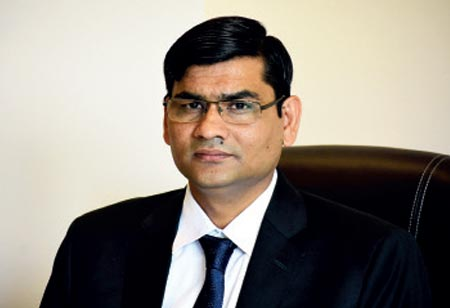 Dr. Ashutosh Tiwari, Chairman & Managing Director, VBRI Group