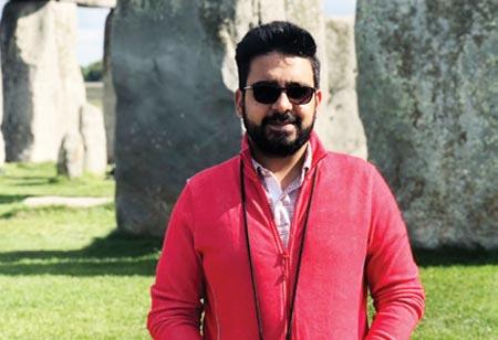Ar Aayush Chaudhary, Founder & Principal Architect, ACad Studio