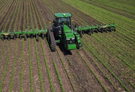 India's Agriculture witnessing impressive advancements in tractor technology