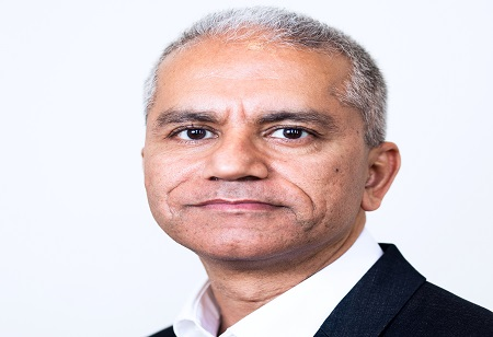 Deepak Sharma, Global IT Director, Business Solutions & Support at Agility