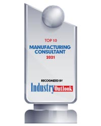 Top 10 Manufacturing Consultants - 2021