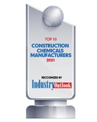 Top 10 Construction Chemical Manufacturers - 2021