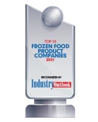 Top 10 Frozen Food Product Companies - 2021