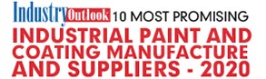 10 Most Promising Industrial Paint and Coatings Manufacturers and Suppliers - 2020